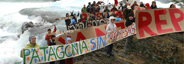 Patagonia Protest movements against HidroAysén